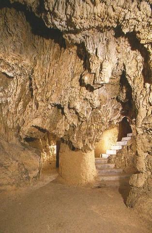 Anna mésztufa-barlang